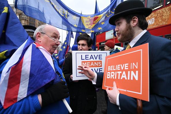 2016 European Union Referendum「MPs Vote On Amendments To Brexit Plan」:写真・画像(9)[壁紙.com]