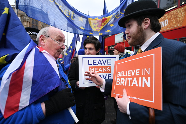 Brexit「MPs Vote On Amendments To Brexit Plan」:写真・画像(19)[壁紙.com]