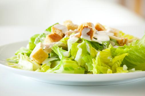 Caesar Salad「Classic Chicken Caesar Salad」:スマホ壁紙(12)