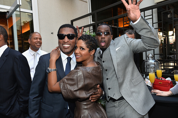 "Walk Of Fame「Kenny ""Babyface"" Edmonds Honored On The Hollywood Walk Of Fame」:写真・画像(9)[壁紙.com]"