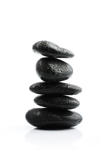 Feng Shui「black pebbles」:スマホ壁紙(15)