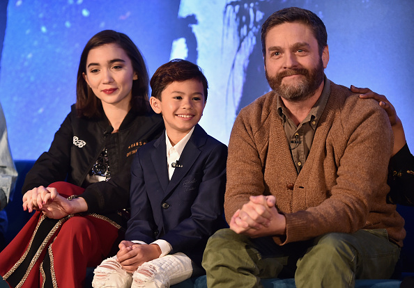 A Wrinkle in Time「'A Wrinkle In Time' Press Conference」:写真・画像(6)[壁紙.com]