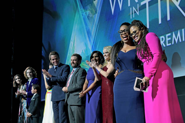 A Wrinkle in Time「World Premiere of Disney's 'A Wrinkle In Time'」:写真・画像(1)[壁紙.com]
