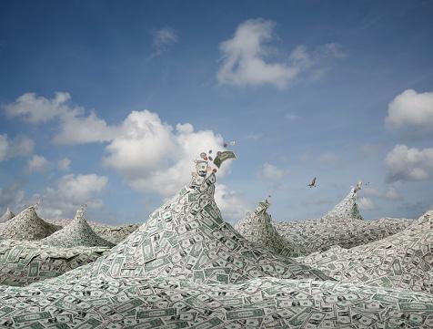 Capitalism「Financial Abundance In A Sea Of Money」:スマホ壁紙(17)