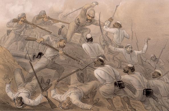 Delhi「Indian Uprising」:写真・画像(0)[壁紙.com]