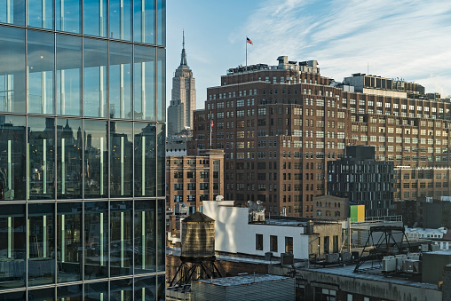 Meatpacking District「Empire State Building, Meatpacking District」:スマホ壁紙(18)