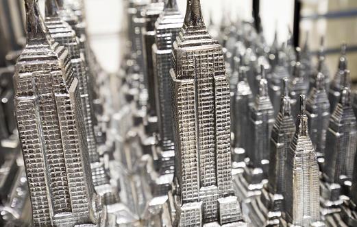 Gift Shop「Empire State Building souvenir, New York city, New York, USA, North America」:スマホ壁紙(3)
