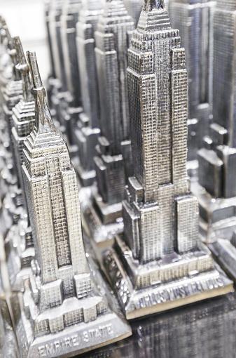 Gift Shop「Empire State Building souvenir, New York city, New York, USA, North America」:スマホ壁紙(8)