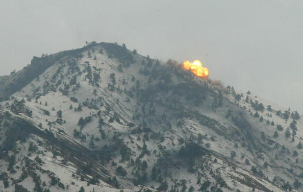 Operation Anaconda「United States Forces in Eastern Afghanistan Battle the al Qaida and Taliban」:写真・画像(10)[壁紙.com]