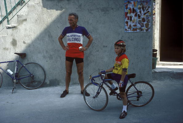 Cycle - Vehicle「Cycling Father And Son」:写真・画像(9)[壁紙.com]