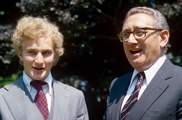 子供「Kissinger And Son」:写真・画像(15)[壁紙.com]