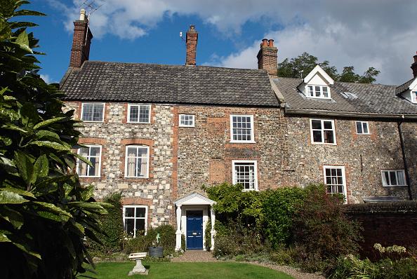 Non-Urban Scene「Stone built cottages, Norwich, UK」:写真・画像(17)[壁紙.com]