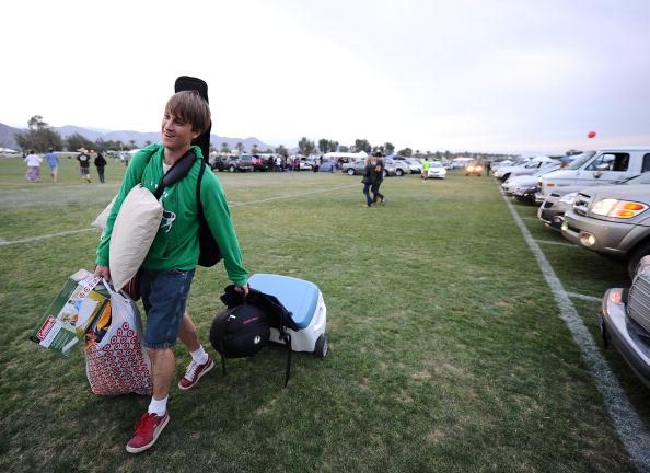 Empire Polo Field「The Empire Polo Field Prepares For The 2012 Coachella Music Festival」:写真・画像(7)[壁紙.com]