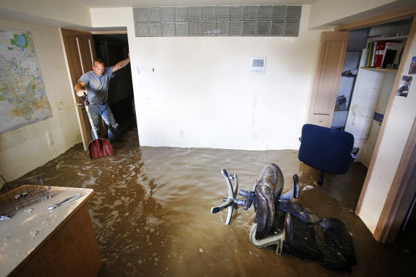 Basement「Major Flooding Continue To Wreak Havoc In Northern Colorado」:写真・画像(0)[壁紙.com]