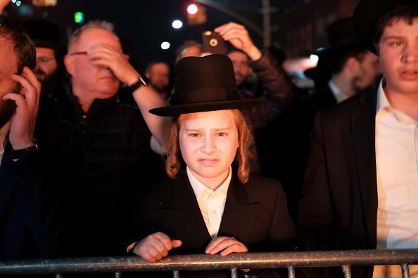 Brooklyn - New York「Jewish Holiday Of Lag B'Omer Celebrated In Brooklyn」:写真・画像(14)[壁紙.com]