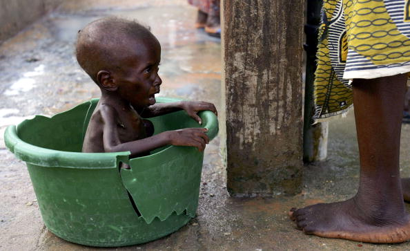 Boys「Niger Suffers Famine」:写真・画像(0)[壁紙.com]