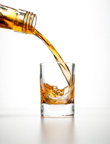 Pouring「Shot glass drink」:スマホ壁紙(14)
