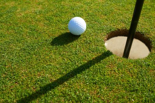 Putting - Golf「Golf hole in one」:スマホ壁紙(13)