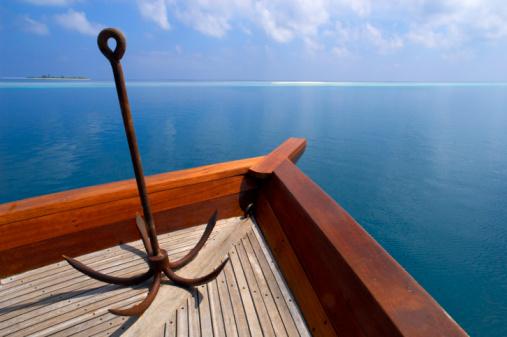 Anchor - Vessel Part「The Maldives」:スマホ壁紙(8)