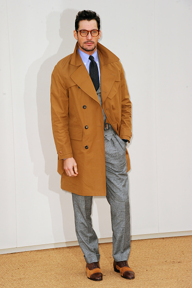 Eamonn M「Burberry - Arrivals - London Collections Men AW16」:写真・画像(19)[壁紙.com]
