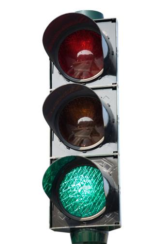 Pole「traffic light green」:スマホ壁紙(19)