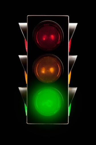 Road Signal「Traffic lights」:スマホ壁紙(2)
