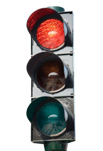 Stoplight「traffic light red」:スマホ壁紙(3)