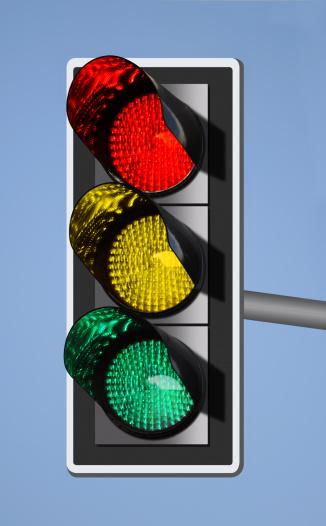 Pole「traffic light」:スマホ壁紙(8)
