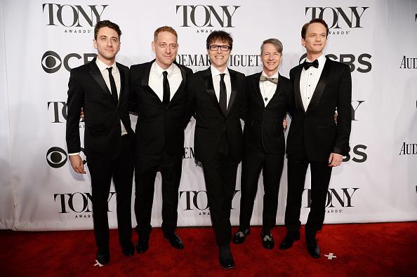 John Cameron Mitchell「2014 Tony Awards - Arrivals」:写真・画像(4)[壁紙.com]