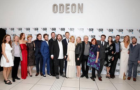 """Sienna Guillory「""""High-Rise"""" - Red Carpet - BFI London Film Festival」:写真・画像(1)[壁紙.com]"""