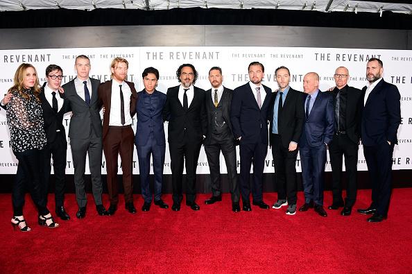 """The Revenant - 2015 Film「Premiere Of 20th Century Fox And Regency Enterprises' """"The Revenant"""" - Red Carpet」:写真・画像(16)[壁紙.com]"""