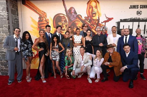 """Film Premiere「Warner Bros. Premiere Of """"The Suicide Squad"""" - Red Carpet」:写真・画像(1)[壁紙.com]"""