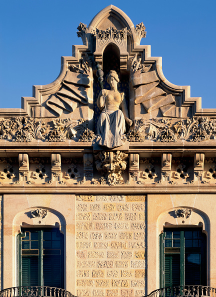 Architectural Feature「View of beautiful carvings on a building」:写真・画像(12)[壁紙.com]