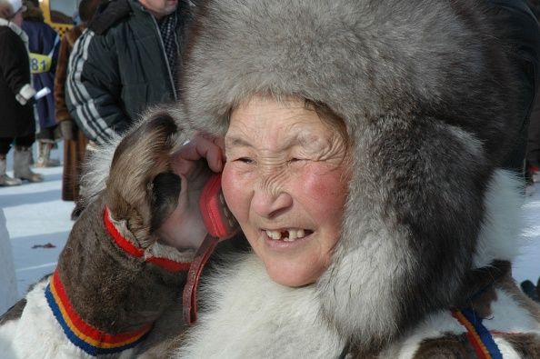 Wireless Technology「The Nenets - nomad tribes from Siberia」:写真・画像(8)[壁紙.com]