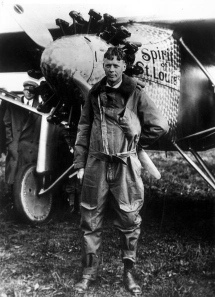 Pulitzer Prize「Charles Lindbergh & 'Spirit of St. Louis'」:写真・画像(18)[壁紙.com]