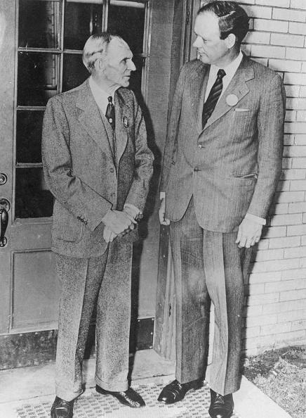 Dearborn - Michigan「Charles Lindbergh And Henry Ford」:写真・画像(4)[壁紙.com]