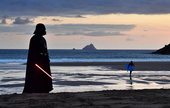 Darth Vader「Star Wars Festival Take Place In Portmagee」:写真・画像(13)[壁紙.com]