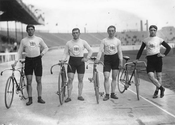 オリンピック「Olympic Cyclists」:写真・画像(5)[壁紙.com]