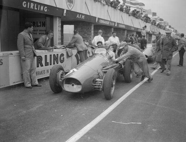 Auto Racing「Alberto Ascari」:写真・画像(12)[壁紙.com]