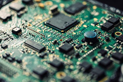 Circuit Board「Car chip tuning」:スマホ壁紙(8)