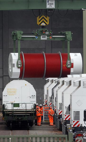 Environmental Damage「Castor - Nuclear Waste Transport」:写真・画像(17)[壁紙.com]