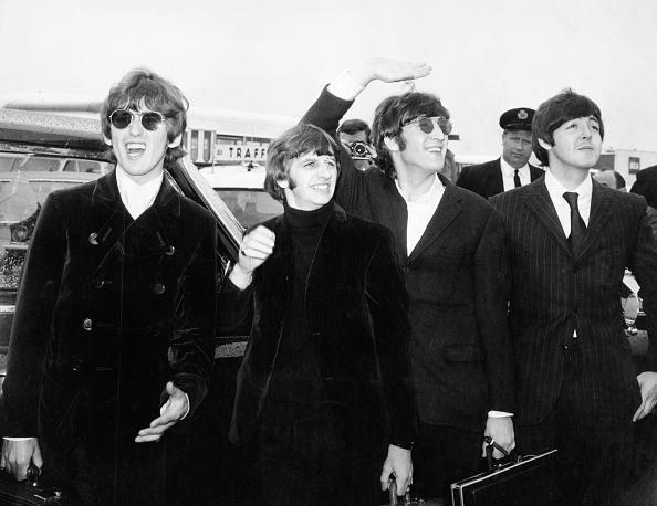 リンゴ・スター「The Beatles」:写真・画像(7)[壁紙.com]
