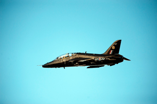 RAF「A BAE Hawk aircraft of the Royal Air Force.」:スマホ壁紙(18)