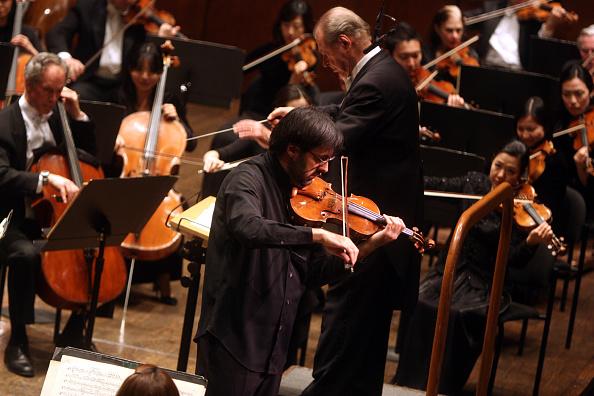 Violinist「Leonidas Kavakos」:写真・画像(2)[壁紙.com]