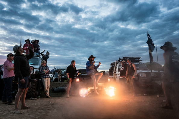 Camping「Ute Enthusiasts Gather For Annual Deni Ute Muster」:写真・画像(7)[壁紙.com]