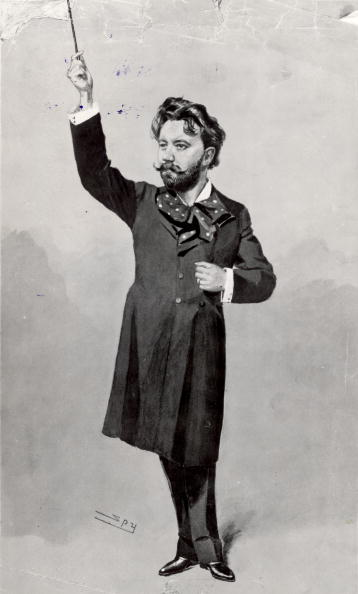 Conductor's Baton「Henry Joseph Wood」:写真・画像(15)[壁紙.com]