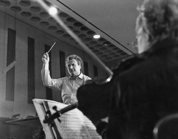Classical Musician「Colin Davis At Rehearsal」:写真・画像(2)[壁紙.com]
