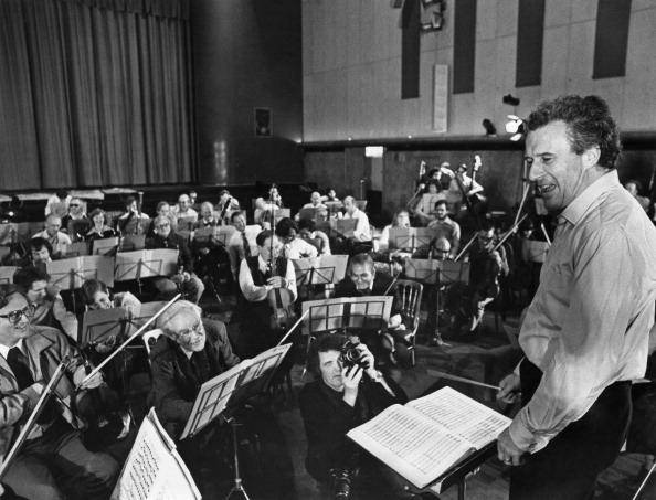 Classical Musician「Colin Davis At Rehearsal」:写真・画像(13)[壁紙.com]