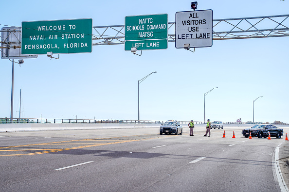 Florida - US State「Shooting On Naval Air Station Pensacola Leaves Multiple Dead And Injured」:写真・画像(10)[壁紙.com]