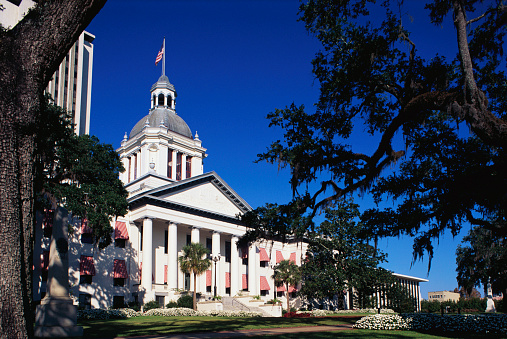 Tallahassee「Florida State Capitol」:スマホ壁紙(11)